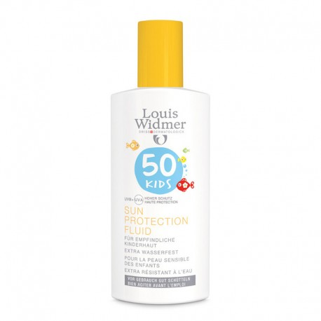 Louis Widmer Kids Sun Protection Fluid 50+