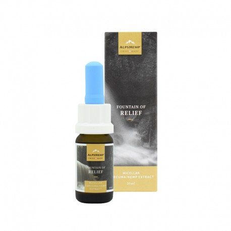 Alpshemp Fountain of Relief 30ml