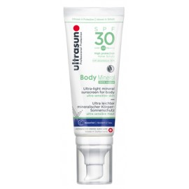 Ultra Sun Body Mineral Sensitive 100ml