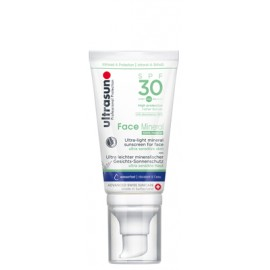 Ultra Sun Face Mineral Sensitive 40ml