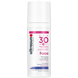 Ultra Sun Face Sensitive Skin 40ml