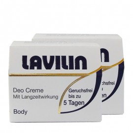 Lavilin Body Creme 10ml DUO Pack